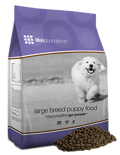 XL Large Breed Puppy Nutrition System