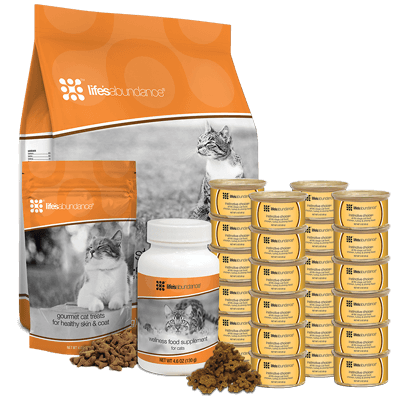 Healthy Start Pack for Cats